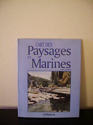 9782890192126: L'art des paysages et marines