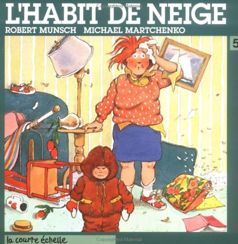 9782890210707: L'habit De Neige / Thomas' Snowsuit (French Edition)