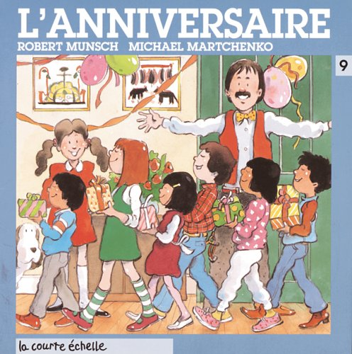 9782890211148: L'anniversaire / Moira's Birthday (Droles D'histoires) (French Edition)