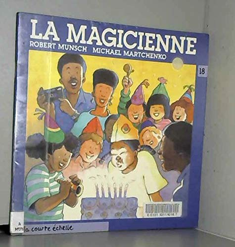 9782890212145: La Magicienne / Wait and See (Droles D'histoires) (French Edition)