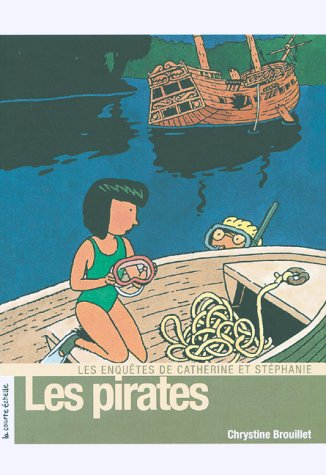 9782890214743: Les Pirates (Roman Jeunesse) (French Edition)