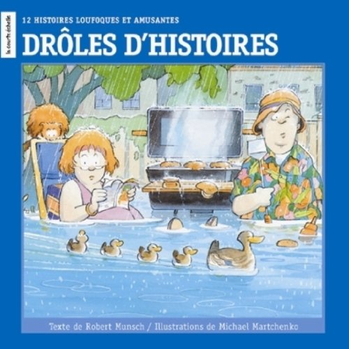 9782890218185: Drôles d'histoires