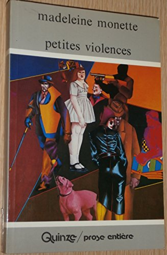 9782890263086: Petites violences (Prose entiere) (French Edition)