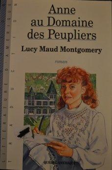 9782890374836: Anne au Domaine des Peupliers