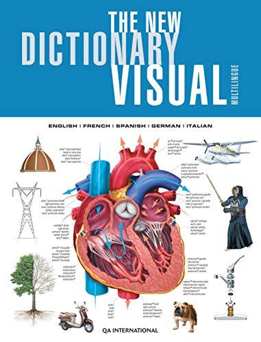 Le Visuel Multilingue: Dictionnaire Thematique: Francais, Anglais, Espagnol, Allemand French, ...