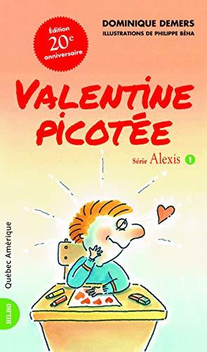 9782890378476: Valentine Picotee Serie Alexis 1
