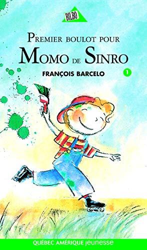 9782890379503: Premier Boulot pour Momo de Sinro