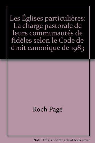 9782890396470: Les Eglises particulières