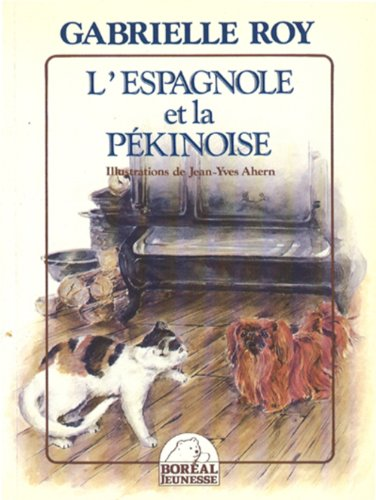 L' Espagnole and la Pekinoise (2890521710) by Gabrielle Roy