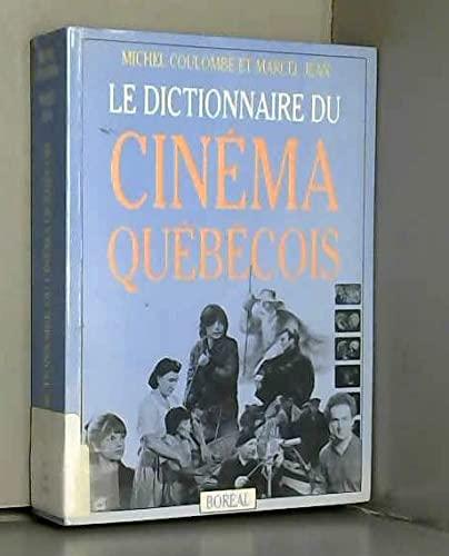 9782890522664: Dictionnaire du cinéma québecois