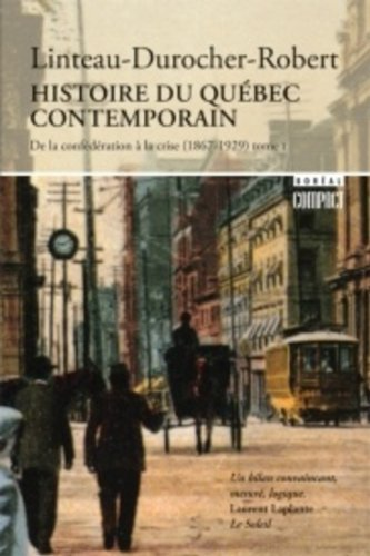 9782890522978: Histoire du Quebec contemporain