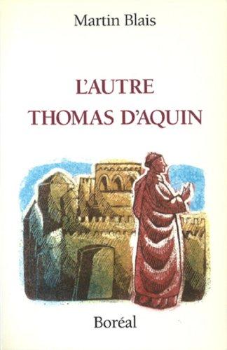 9782890523012: Autre Thomas d'Aquin (l')