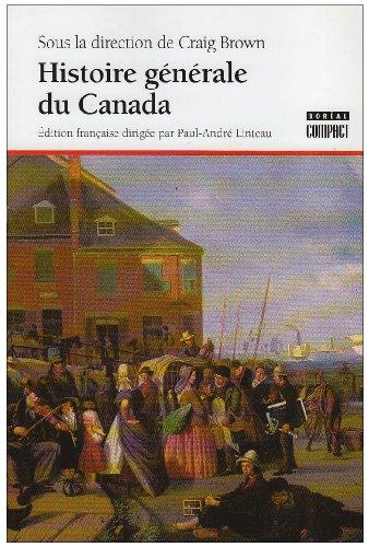 9782890523432: Histoire Génèrale du Canada