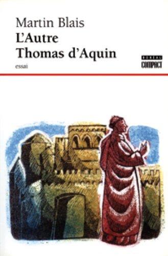 9782890525528: L'Autre Thomas d'Aquin