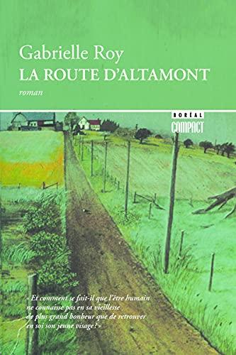 9782890525726: La route d'Altamont