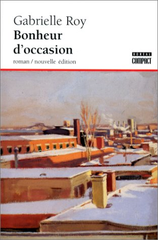 9782890525757: Bonheur D'occasion (Roman/Nouvelle Edition) (French Edition)