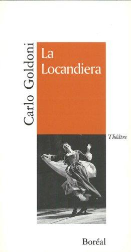 La Locandiera: Goldoni, Carlo