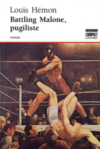 9782890526235: Battling Malone, pugiliste (French Edition)