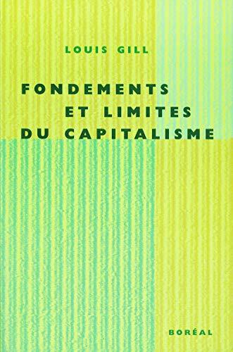 9782890527652: Fondements et limites du capitalisme