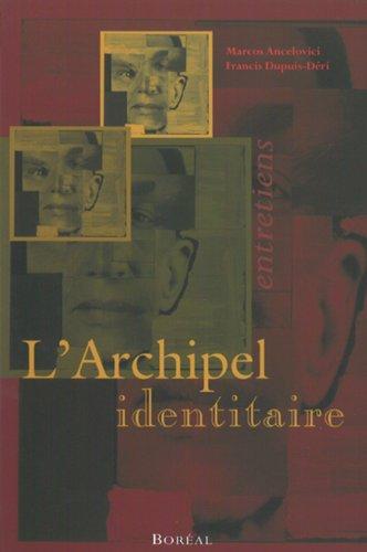 L'archipel identitaire: Recueil d'entretiens sur l'identiteculturelle: Ancelovici, Marcos