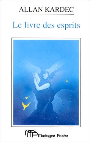 9782890745551: Le livre des esprits