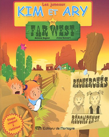 9782890747005: Kim et Ary: Au Far West