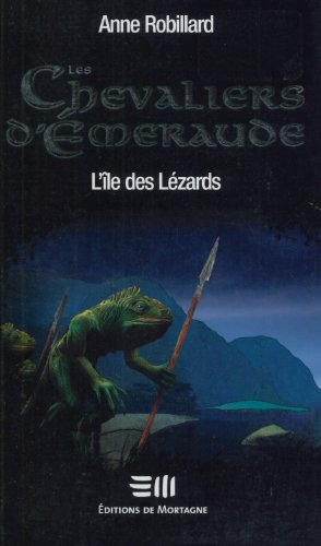 Chevaliers d'Emeraude Les 5: Robillard,Anne