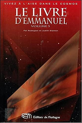 LIVRE D EMMANUEL -LE- T3: RODEGAST STANTON