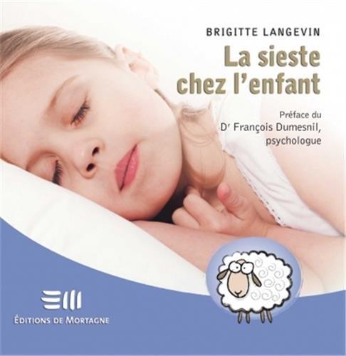 9782890749504: La sieste chez l'enfant
