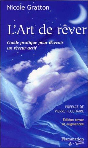 9782890772489: ART DE RÊVER (REVUE ET AUGMENTÉE)
