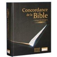 9782890821330: Concordance De La Bible