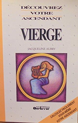 Decouvrez ascendant vierge: Aubry, Jacqueline