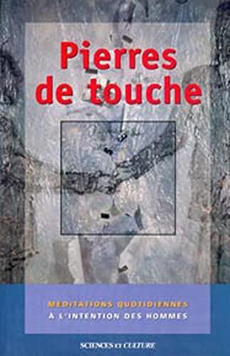 PIERRES DE TOUCHE: COLLECTIF
