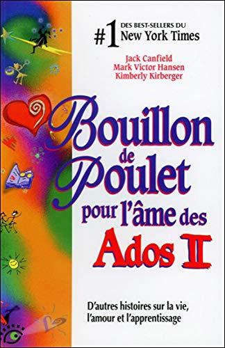 9782890922853: Bouillon de poulet pour l'âme des Ados II