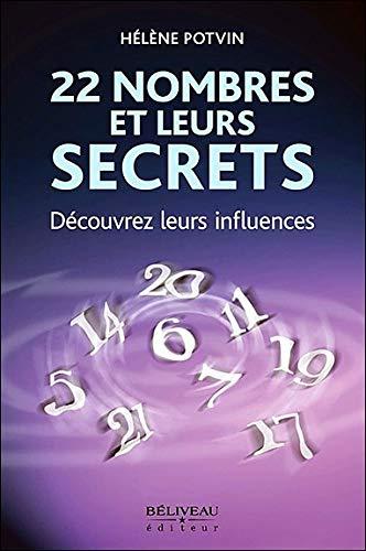22 NOMBRES ET LEURS SECRETS: POTVIN HELENE