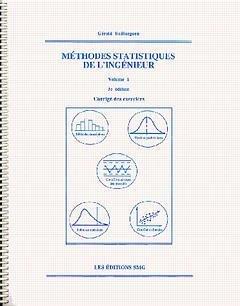 METHODE STAT INGENIEUR V1 CORRIGE EXERCI: BAILLARGEON