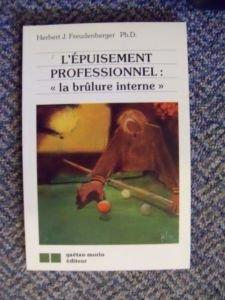 9782891052337: Epuisement professionnel (Gaetan Morin)