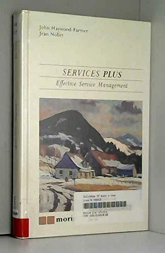 9782891053365: Services Plus: Effective Service Management
