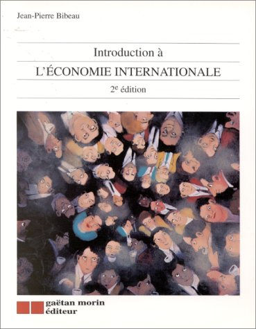 9782891055154: Introduction à l'économie internationale