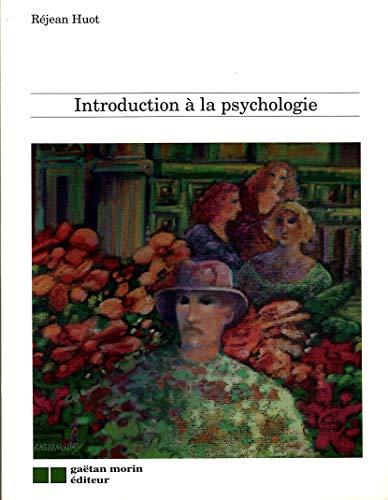 9782891055314: Introduction à la psychologie