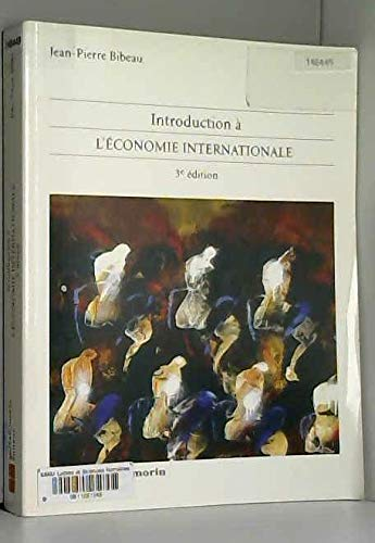 9782891056335: Introduction à l'économie internationale