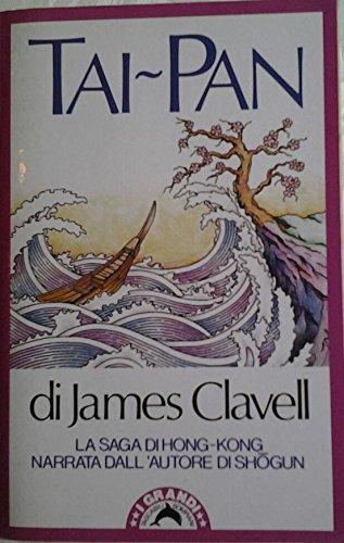 Tai-Pan: Clavell, James
