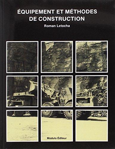 Equipement et M?thodes de Construction: A. C Kermode