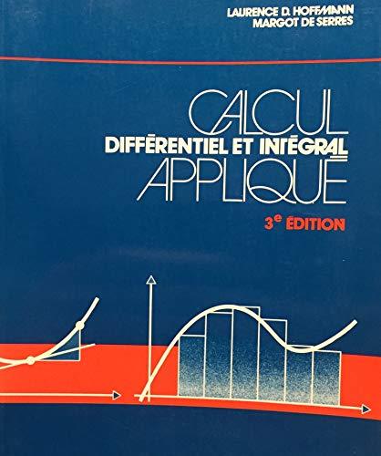 9782891131513: Calcul Differentiel et Intégral Applique 3e ed