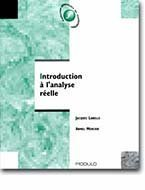 INTRODUCTION A L ANALYSE REELLE: LABELLE J/MERCI