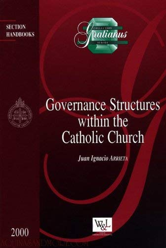 Governing Structures Within The Catholic Church