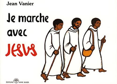 9782891291736: je marche avec Jésus