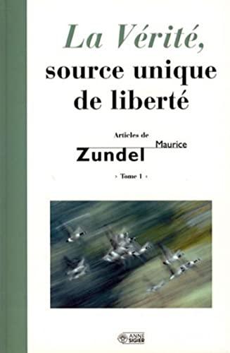 la vérité, source unique de notre liberté (2891293312) by Maurice Zundel