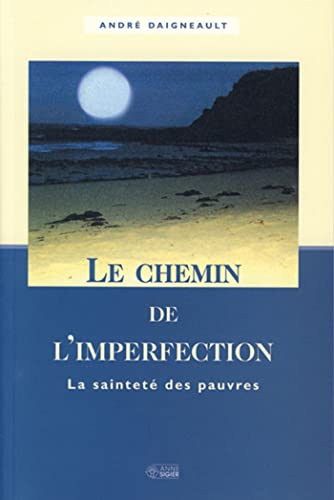 9782891293617: Chemin de l'imperfection