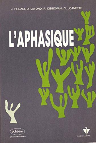9782891301336: L'Aphasique